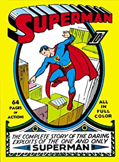 Superman (1939-2011) No.1