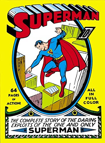 Image result for superman 1 comic