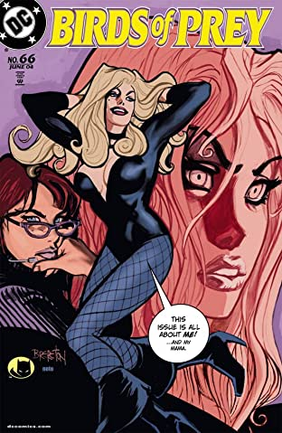 Birds of Prey (1999-2009) #66