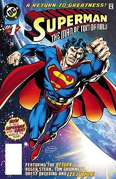 Superman: The Man of Tomorrow (1995-1999) No.1
