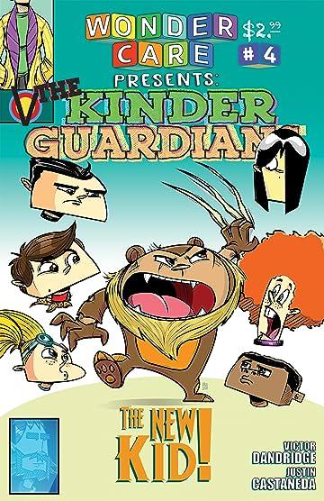 Wonder Care Presents: The Kinder Guardians #4