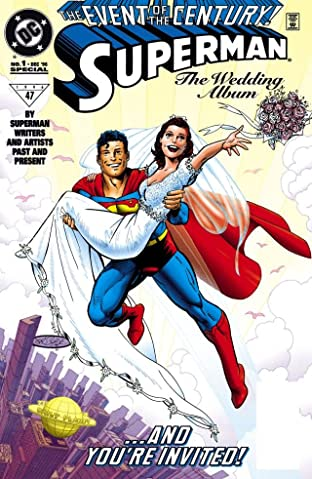 Superman: The Wedding Album No.1