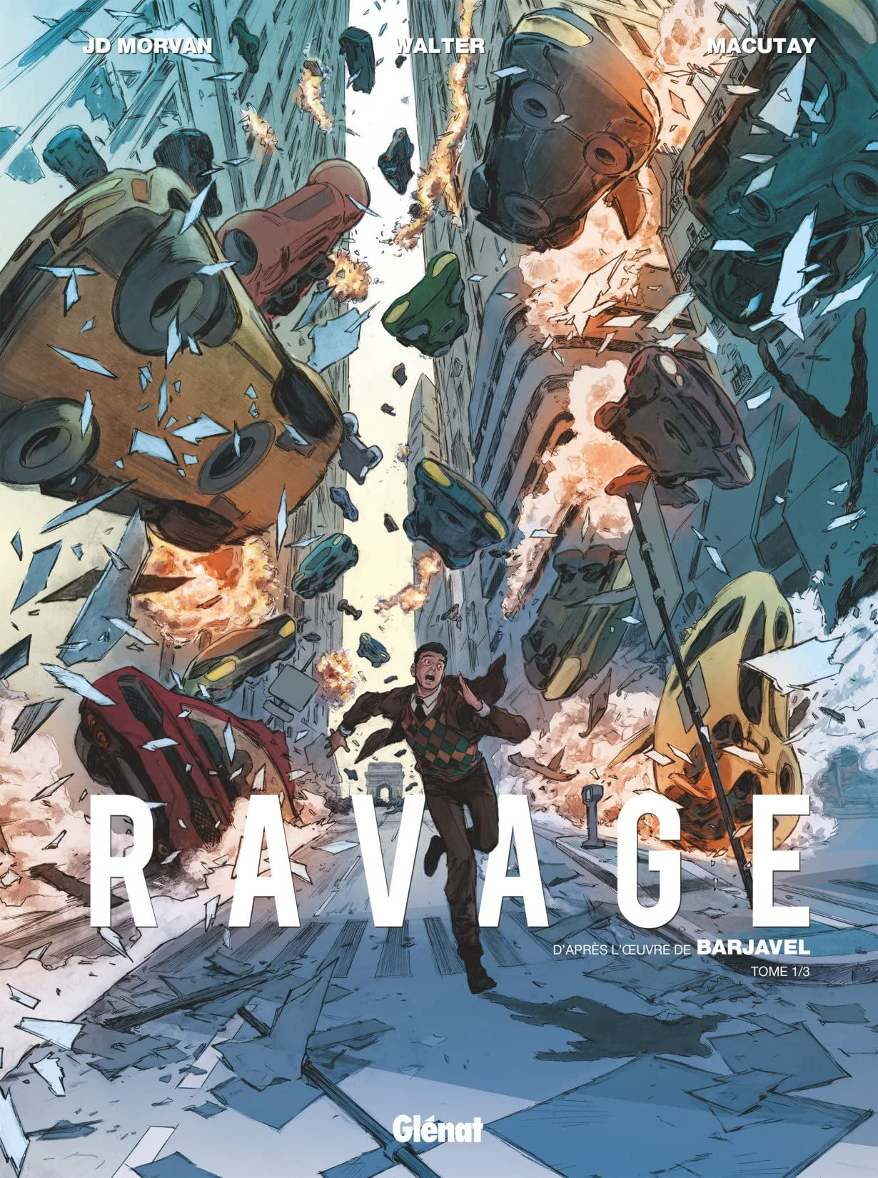 Ravage Vol. 1