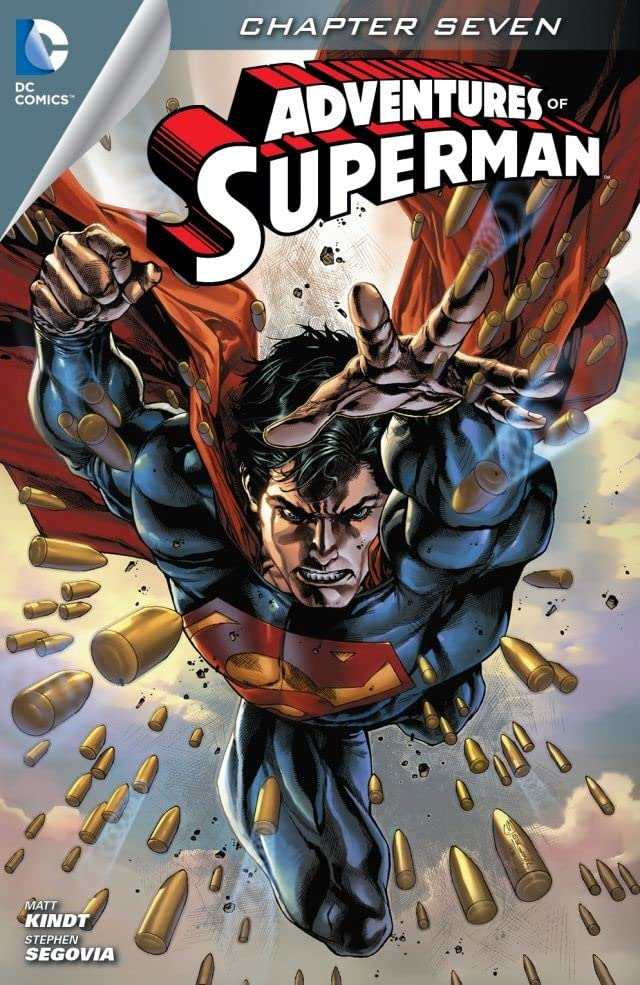 Adventures of Superman (2013-2014) #7