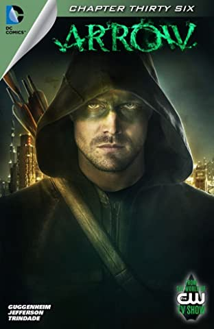 Arrow (2012-2013) No.36