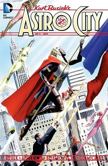 Astro City (1996-2000) #1