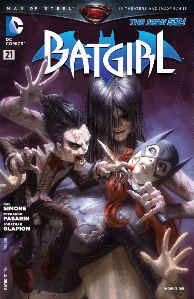 Batgirl (2011-2016) #21