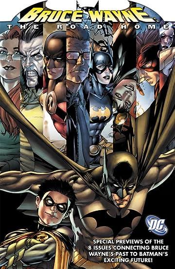 Bruce Wayne - The Road Home: Sampler