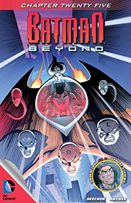 Batman Beyond (2012-2013) #25