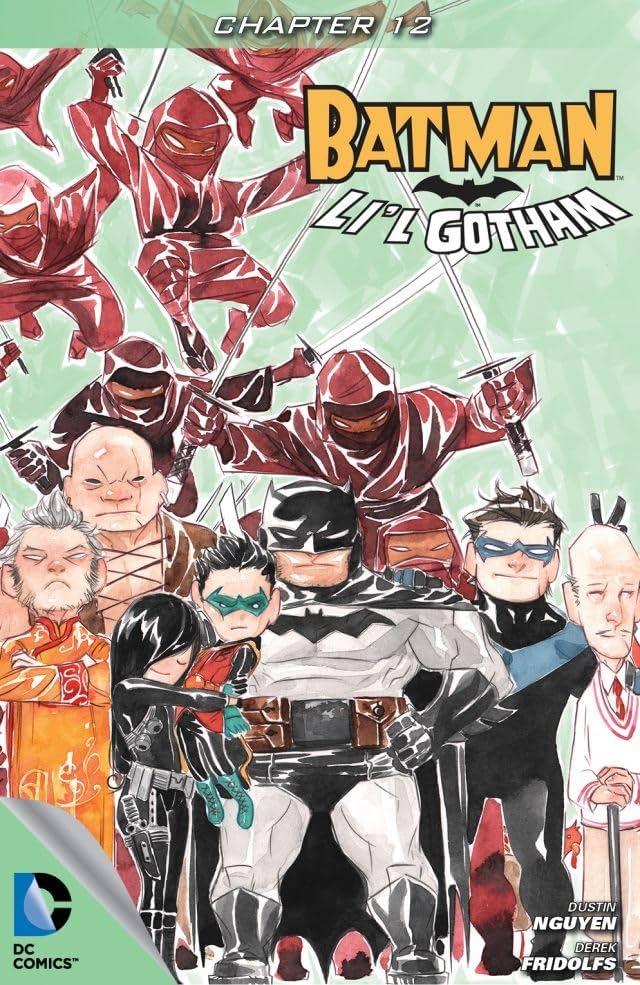 Batman: Li'l Gotham #12