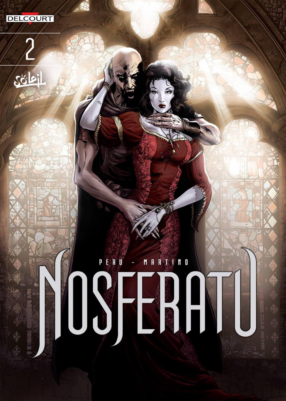 Nosferatu Vol. 2: Para Bellum