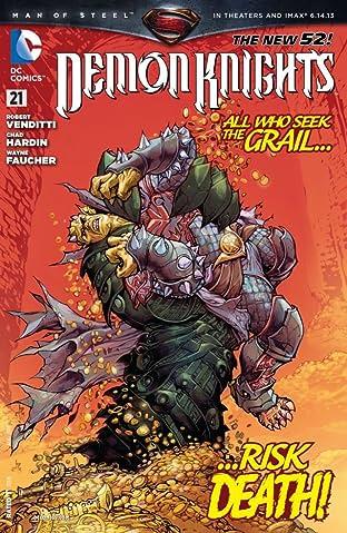 Demon Knights (2011-2013) #21