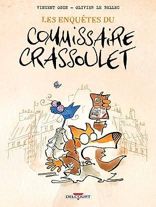 Les enquêtes du commissaire Crassoulet