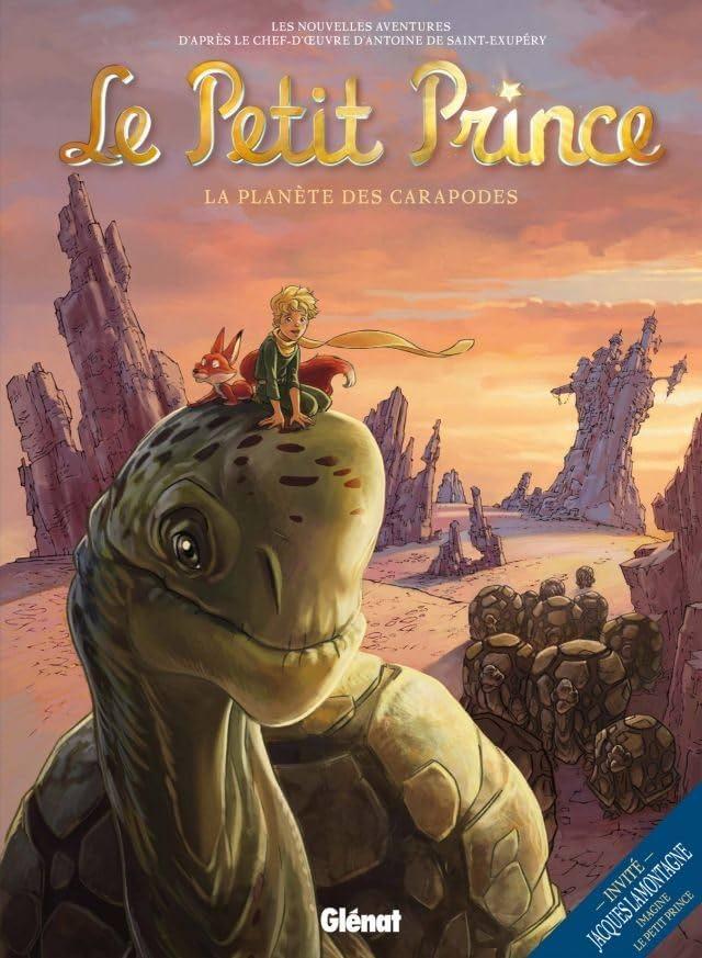 Le Petit Prince Vol. 8: La Planète des Caropodes