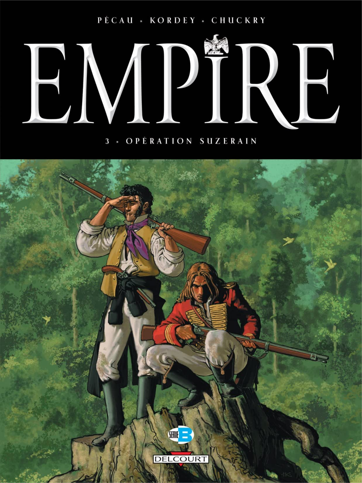 Empire Vol. 3: Opération Suzerain