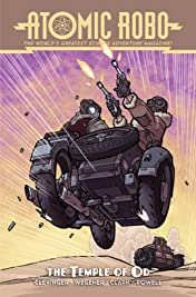 Atomic Robo and the Temple of Od #1