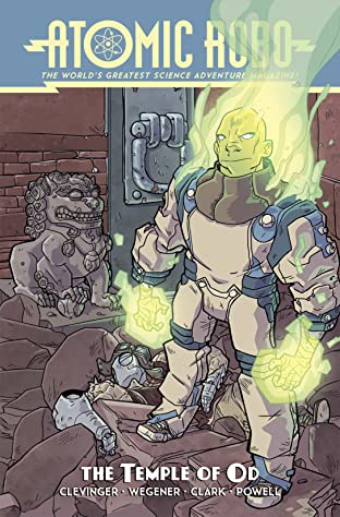 Atomic Robo and the Temple of Od No.2