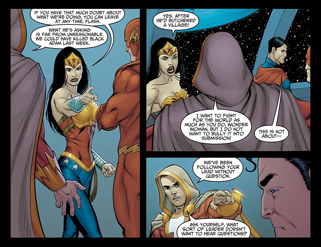 Injustice: Gods Among Us (2013) #22
