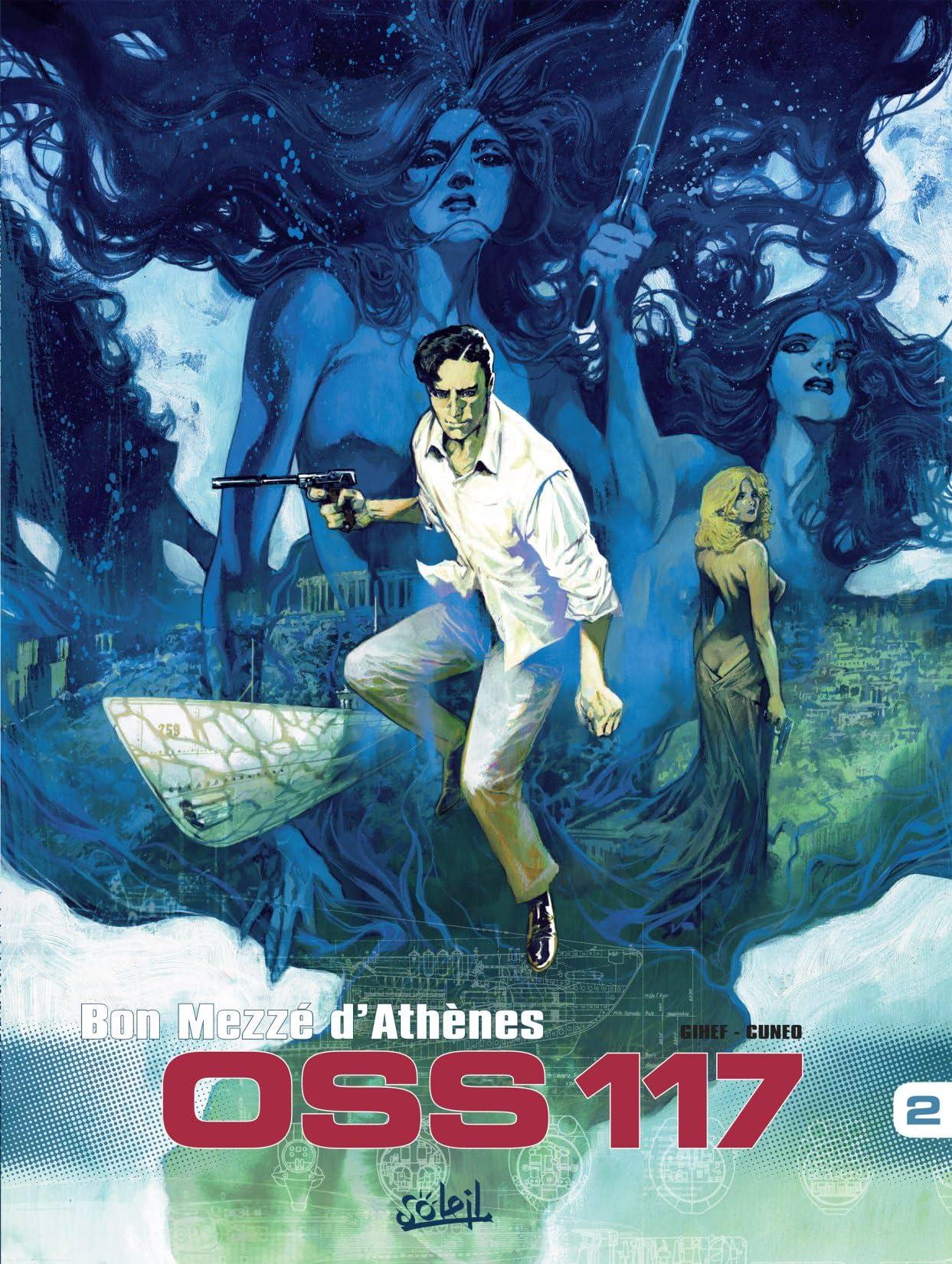 OSS 117 Vol. 2: Bon Mezzé d'Athènes