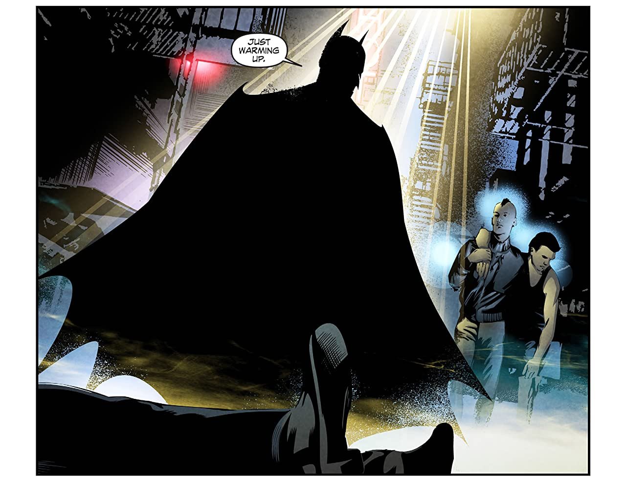 Legends of the Dark Knight (2012-2015) #54