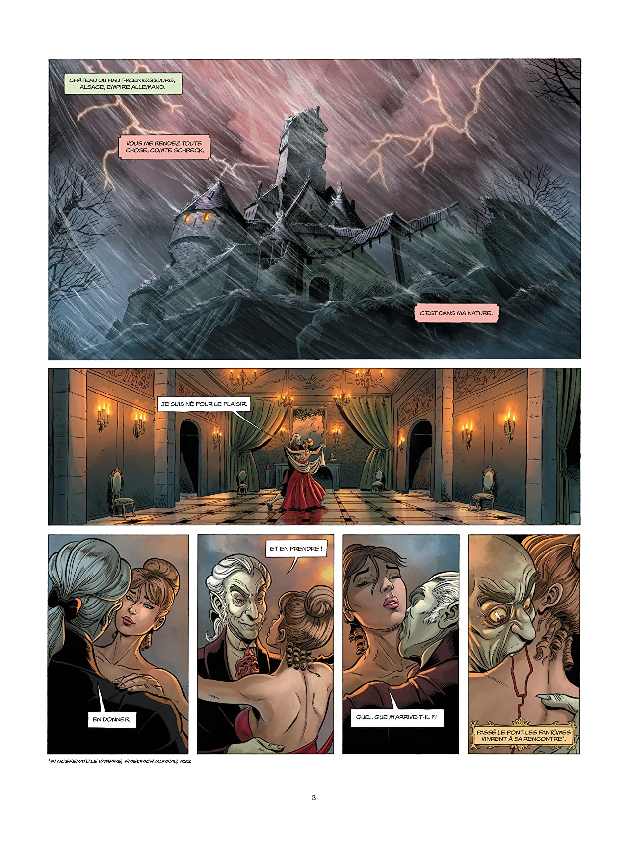 Aspic, détectives de l'étrange Vol. 4: Whodunnit à l'opéra