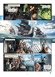 Elfes Vol. 15: Noir comme le sang