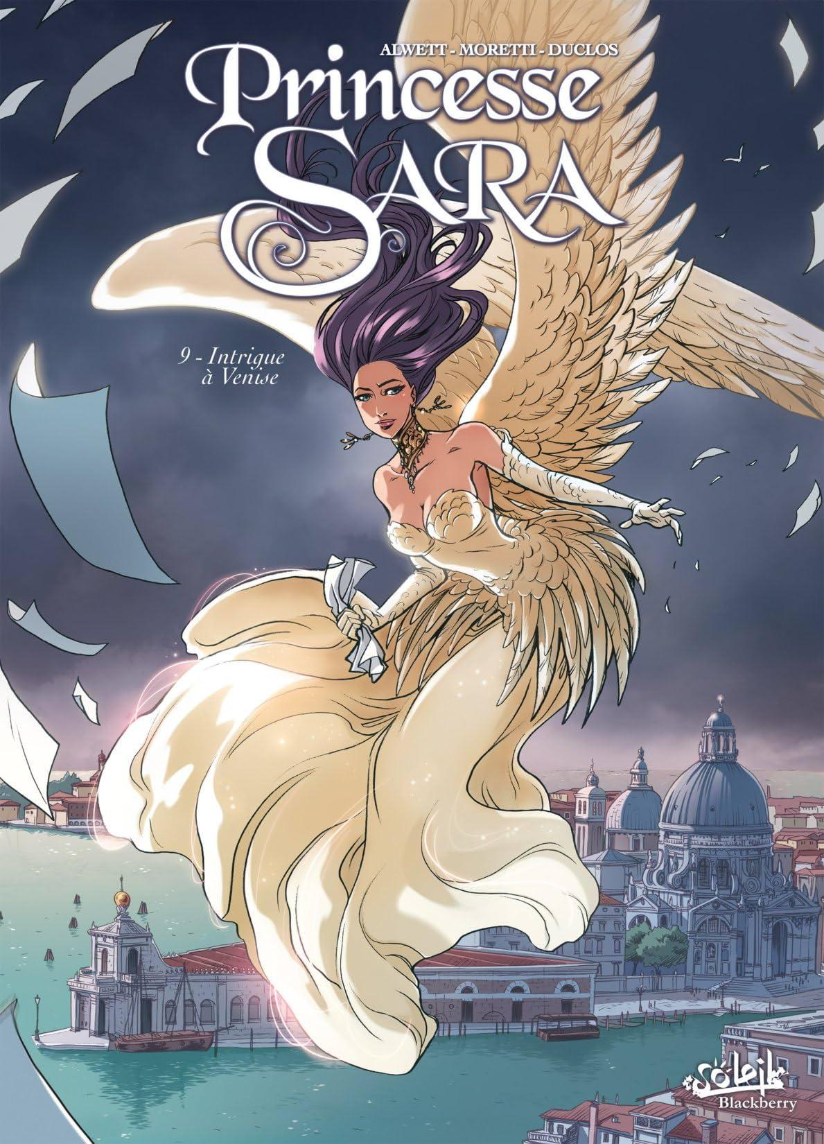 Princesse Sara Vol. 9: Intrigue à Venise