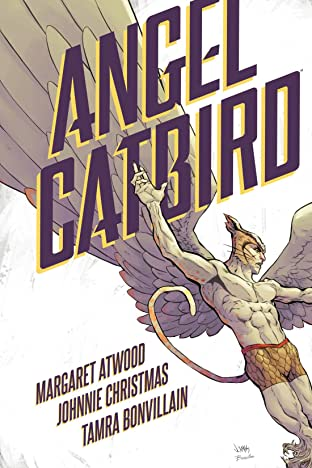 Angel Catbird Tome 1