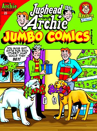 Jughead and Archie Comics Double Digest #23