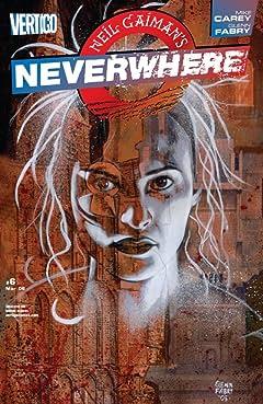 Neil Gaiman's Neverwhere #6 (of 9)