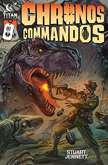 Chronos Commandos: Dawn Patrol #1 (of 5)