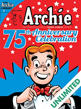 Archie 75th Anniversary Digest #3