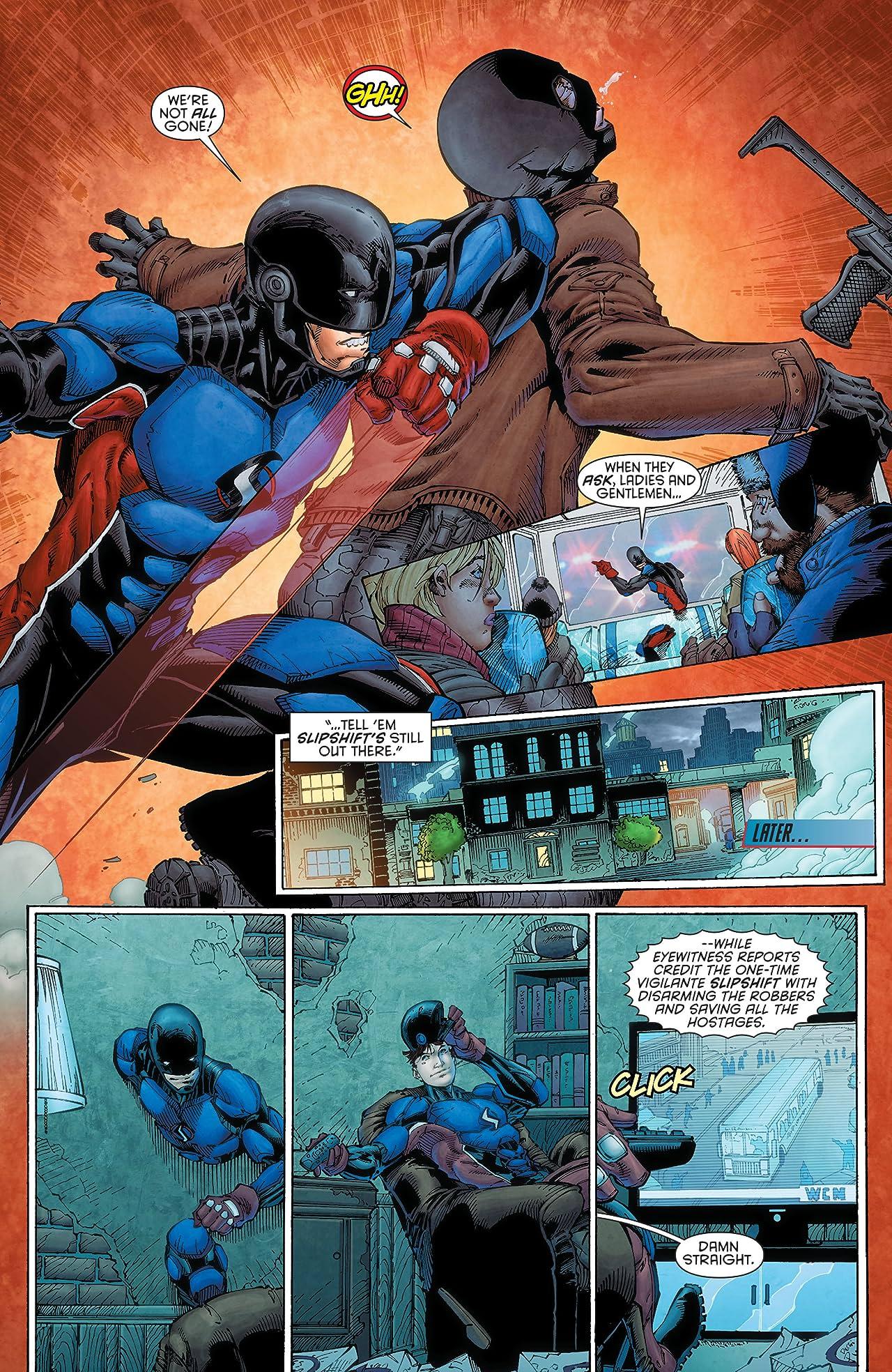 Nightwing (2011-2014) #21