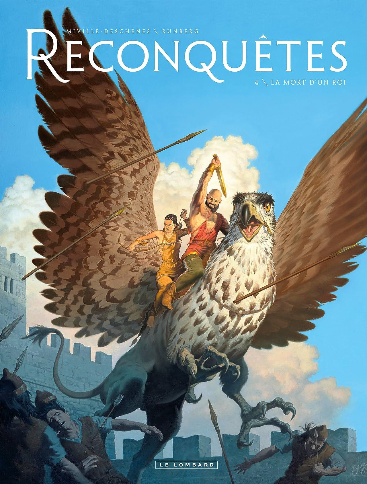 Reconquêtes Vol. 4: La Mort d'un roi