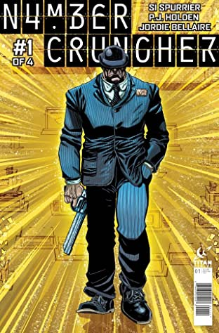 Numbercruncher #1 (of 4): Digital Exclusive Edition
