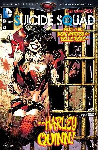 Suicide Squad (2011-2014) #21