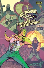 Big Trouble in Little China/Escape From New York #1 (of 6)