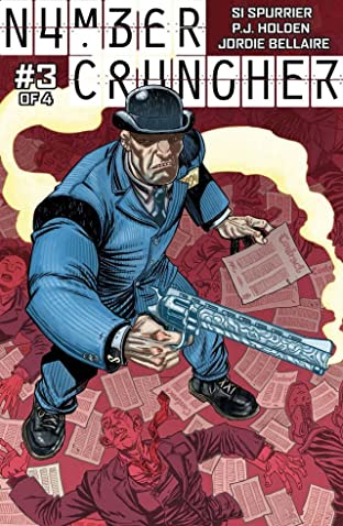 Numbercruncher #3 (of 4): Digital Exclusive Edition
