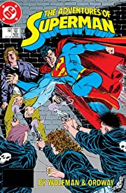 Adventures of Superman (1986-2006) #433