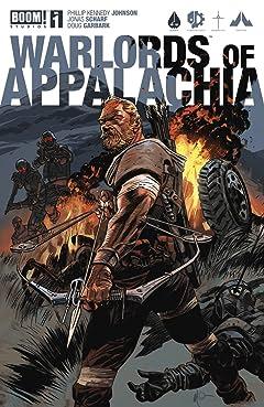 Warlords of Appalachia #1 (of 4)