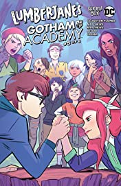 Lumberjanes/Gotham Academy #5 (of 6)