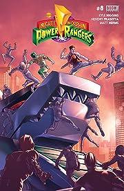 Mighty Morphin Power Rangers #8