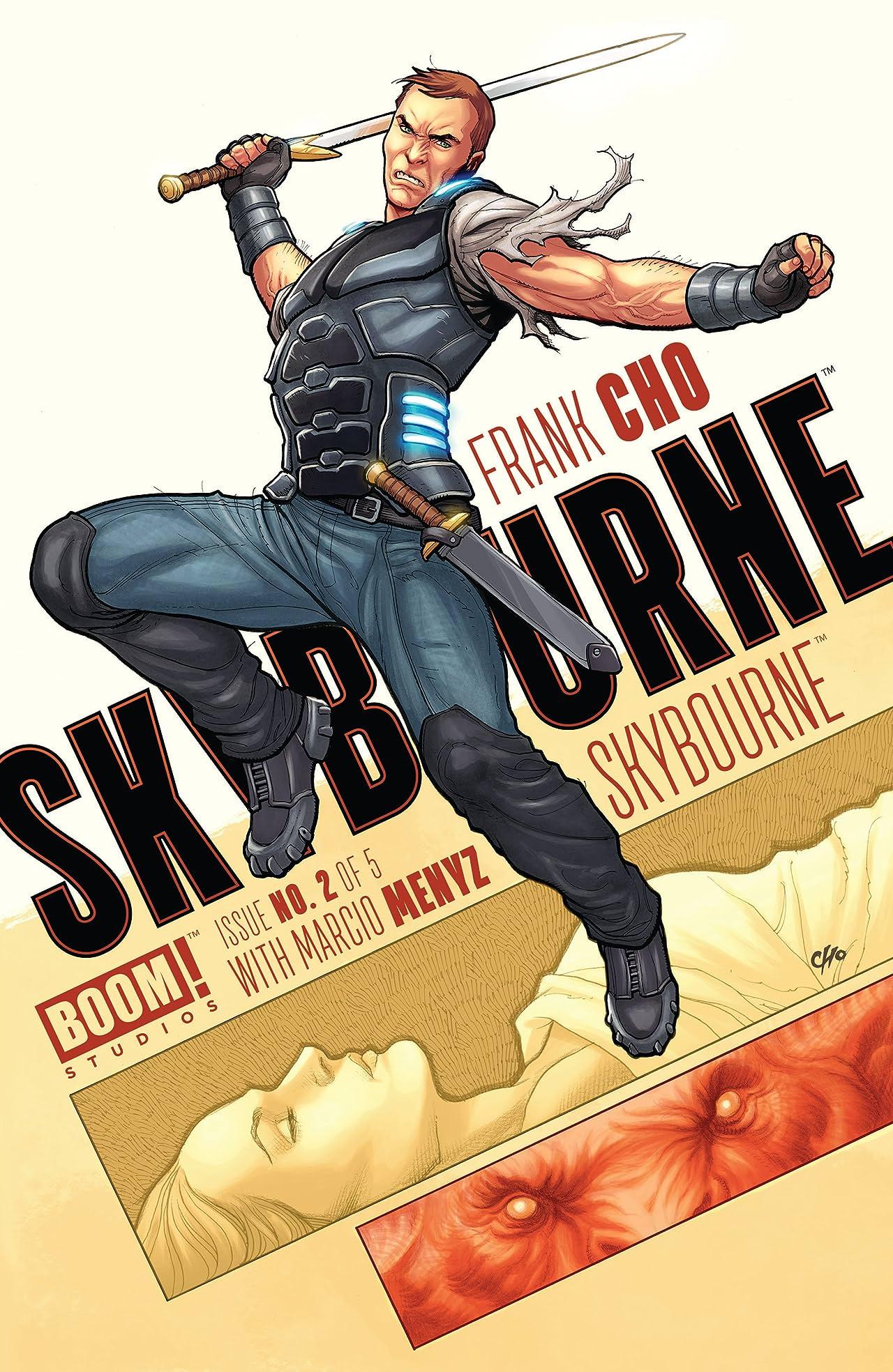 Skybourne #2 (of 5)