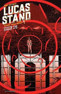Lucas Stand No.5