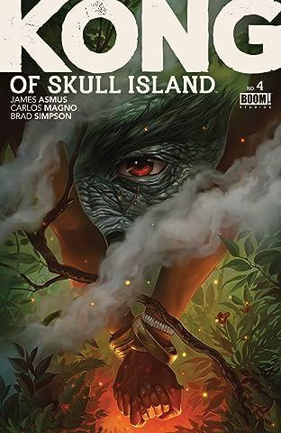 Kong of Skull Island No.4