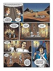 Marcas, maître franc-maçon Vol. 2: Le Rituel de l'ombre 2/2
