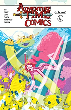 Adventure Time Comics No.4