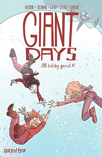 Giant Days 2016 Holiday Special #1
