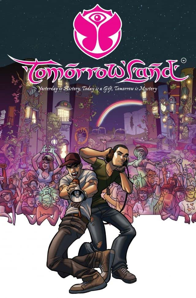 TomorrowLand #1 (of 4)