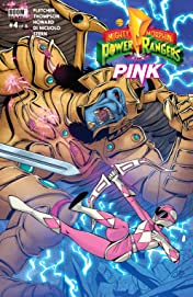 Mighty Morphin Power Rangers: Pink #4 (of 6)